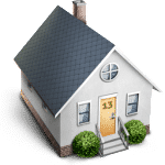 Residential-House-icon-1004232314