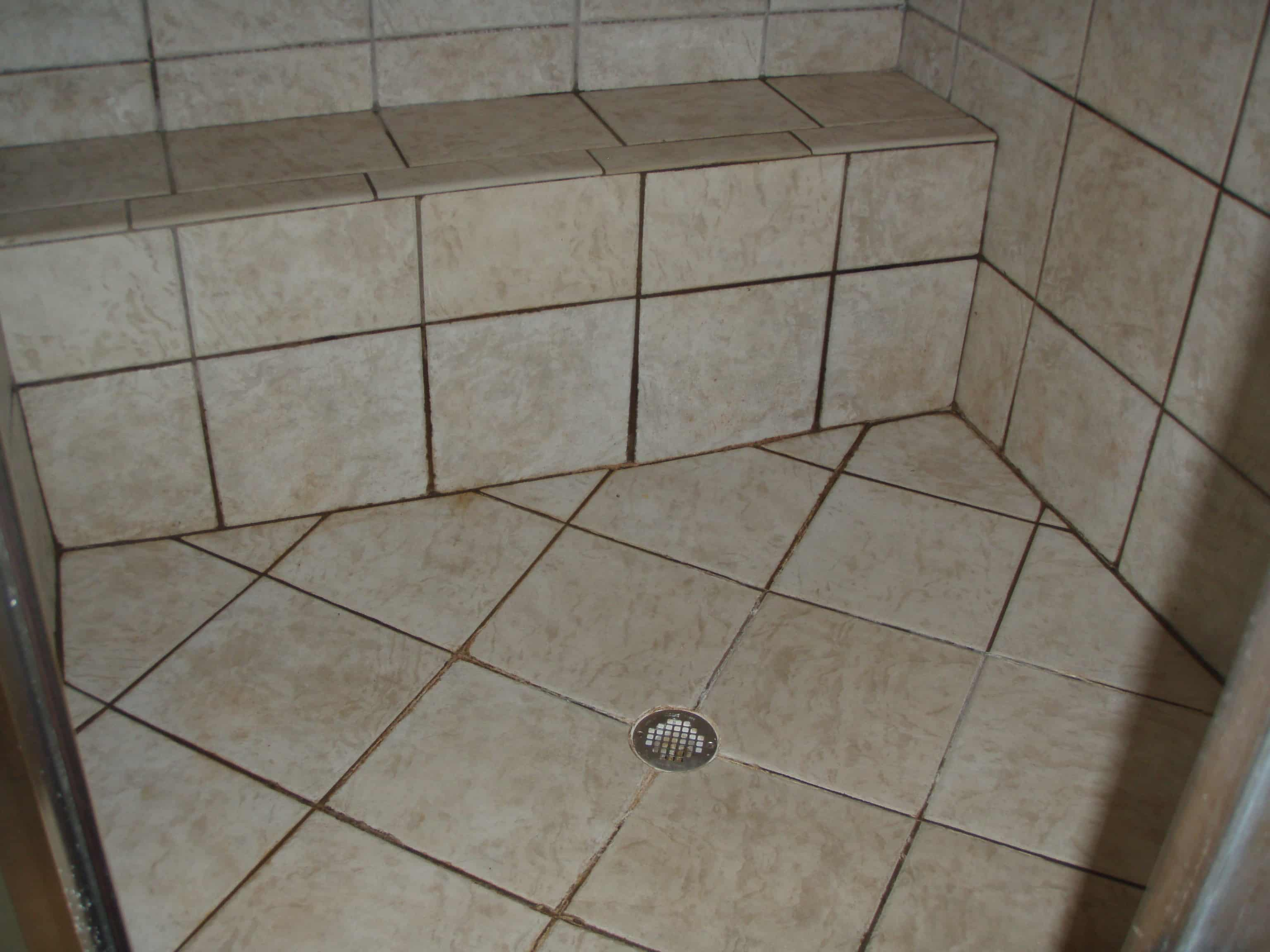 how to clean bathroom tile floor grout tile and grout cleaning cape cod dryserv 26055