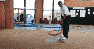 Commercial Carpet Cleaning Maintenance