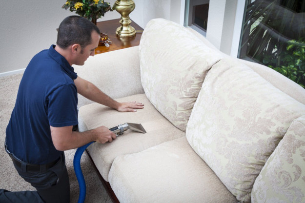 DryServ Upholstery Cleaning