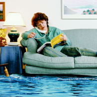 water damage cape cod