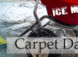 carpet damage ice melt