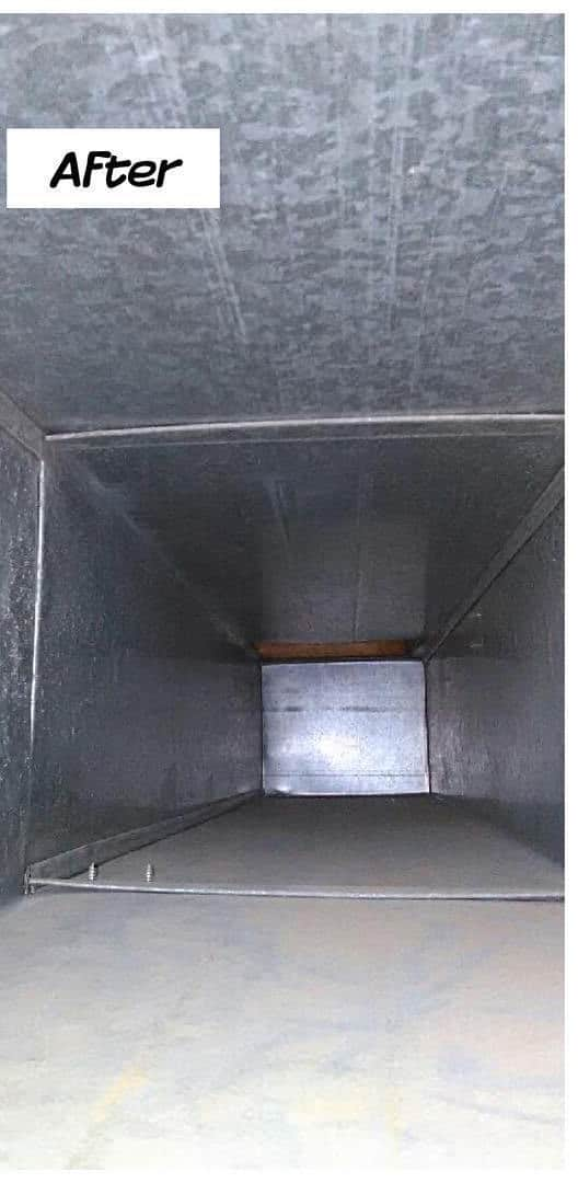 air duct cleaning cape cod after
