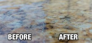 Granite Counter Top Cleaning Cape Cod