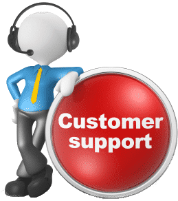 DryServ customer Service