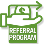 DryServ Referral program